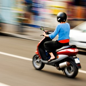 Get Your Moped Licence In 1 Day!